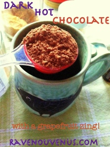 hot choco powder